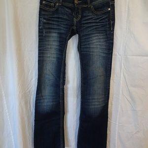 BKE Buckle womens Jeans Stella slim boot size 26R